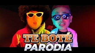 Te Bote Remix - Ozuna Ft. Bad Bunny , Nicky Jam (PARODIA) | Jack Vargas - Keff Guzmán