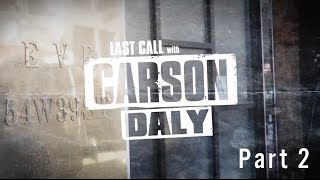 """The Crystal Method - """"Play for Real"""" Live on Last Call with Carson Daly"""
