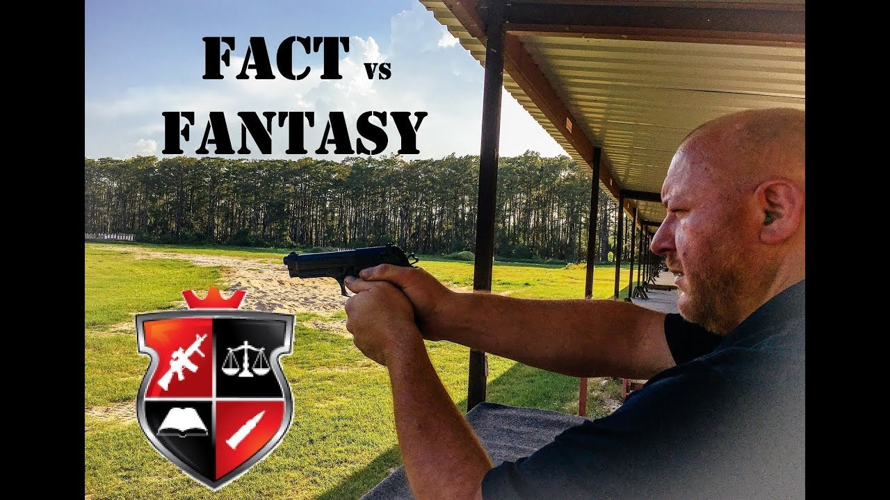 Fact vs Fantasy - Beretta M9/92FS