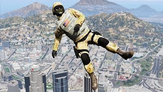 GTA 5 Epic Ragdolls Episode 15
