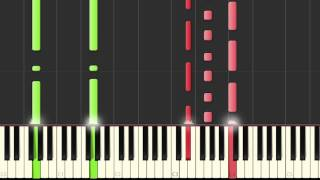 Alex Hepbur - Under - piano tutorial