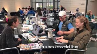 The Nasher Experience: Duke Student Study Hall
