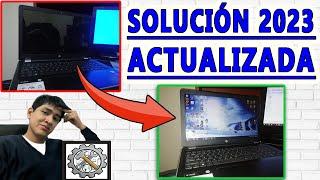 No reconoce la conexión del HDMI (Sin Señal) || NO CREERÁS COMO LO SOLUCIONÉ 2019😱😎