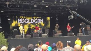 "RDGLDGRN at Cali Roots 2017 ""Bang Bang"""
