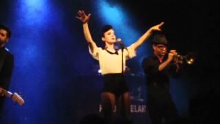 Parov Stelar Band - Libella Swing - live in Zurich @ Kaufleuten 3.3.2012