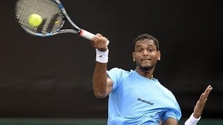 Ramkumar Ramanathan goes down fighting to Marcos Baghdatis