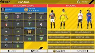 ✪ FTS15 MODS FIFA 17 LIGA NOS - LIGA PORTUGUESA 2016/17 ✪
