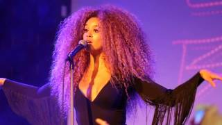 "Lion Babe Performing ""Treat Me Like Fire"" Live at SOBs 1/21/15"