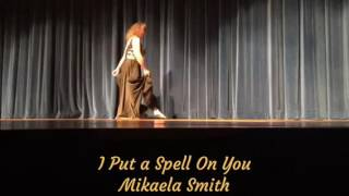 I Put a Spell On You cover