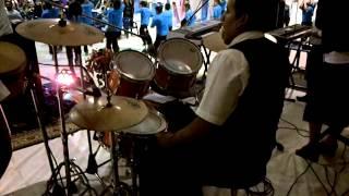 Huguito Franco Tocando en Ebenezer zacapa