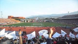 Pideme la luna y te la bajare-La Adiccion ¡4tos MTY vs UANL 2013!