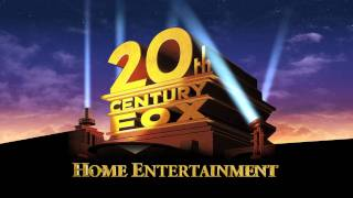 20th CENTURY FOX BLU-ray LOGO HD 1080p [ORIGINAL] Home Entertainment