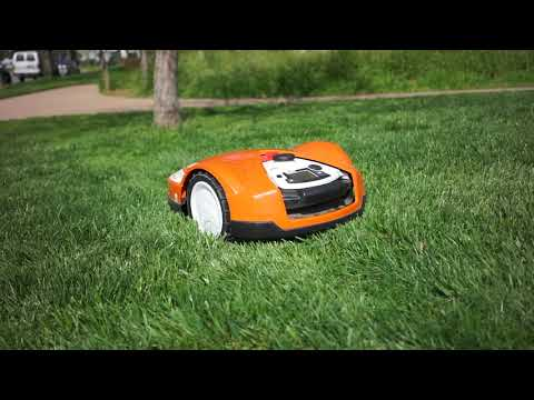 First Impressions of the STIHL iMow robotic lawn mower