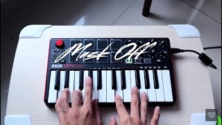 Mask Off - Future (Instrumental Remake) with AKAI MPK Mini2