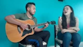 "Duban Barrera Molina feat Juliana Noriega - Mau y Ricky Montaner ""Empiezo a caer"" cover"