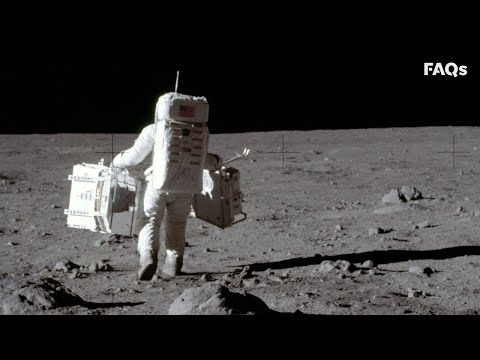 Exposed: Apollo 11 Moon landing conspiracy theories | Just