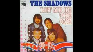 the SHADOWS....let me be the one. ( 1975 )