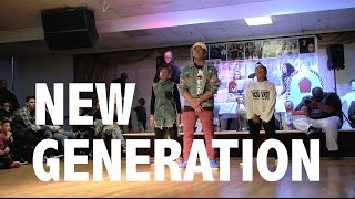 New Generation - Live at Kida The Great's Dance Battle | Dancersglobal.tv