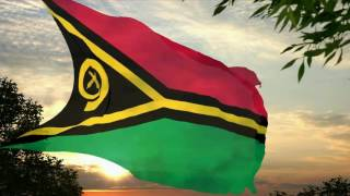 Flag and anthem of Vanuatu