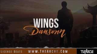 Wings (With Hook) - Deep Sad Piano Guitar Beat | Prod. by Dansonn