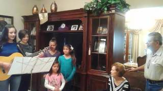 Las Mañanitas -Happy birthday grandma