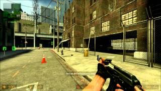 Counter-Strike Source gaming