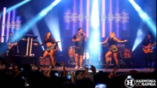 HARMONIA DO SAMBA - DAQUELE JEITO AO VIVO NO BARRA MUSIC 2015 (A MELHOR SEGUNDA FEIRA DO MUNDO)