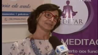 Pacientes com câncer enfrentam internação com meditação