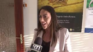 CROTONE: FLORA SCULCO SU ALLUVIONE DI NOVEMBRE 2020