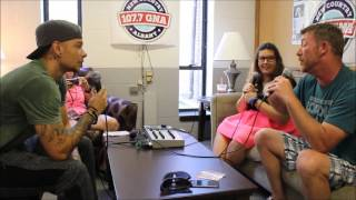 Kane Brown Talks Connecting with Fans, Favorite Songs to Cover