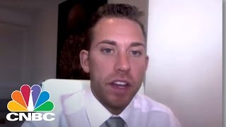 Trader Bets On A Rally For This Oil Company | Trading Nation | CNBC