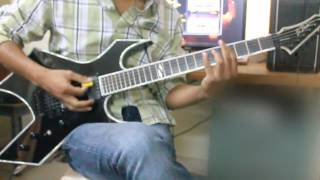 Sum 41 - Hell Song (Guitar Cover w/ Solo)
