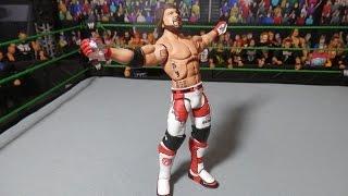WWE Mattel Wrestlemania 32 AJ Styles Custom Elite Figure