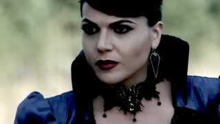 Regina/Evil Queen ~ Burning Gold