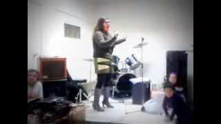 Tributo Nana Mouskouri  Libertad (Sylvia Olave)