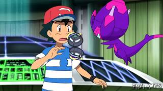 Ash catches Poipole / Pikachu VS Mimikyu「AMV」Pokemon Sun & Moon Season 2