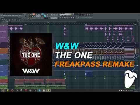 ww-the-one-original-mix-fl-studio-remake-flp-flp