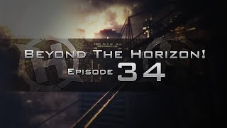 Beyond The Horizon #34 - by Jo & OB