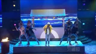 Beau Monga - Señorita (The X Factor New Zealand 2015) [Live Show 3]