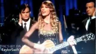 Taylor Swift - Monologue Song (La La La) (Lyrics)