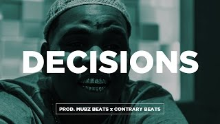 "(Free) Kevin Gates Type Beat 2017 - ""Decisions"" 