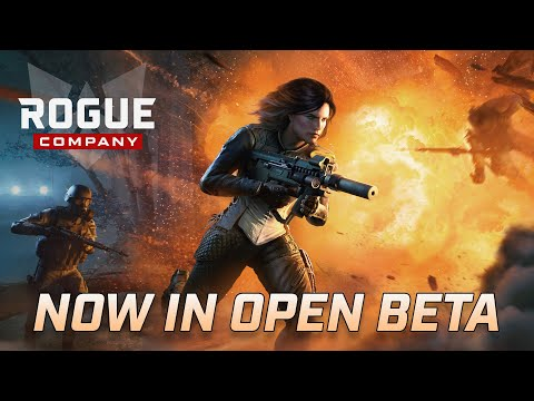 WTFF::: Team-based hero-shooter Rogue Company out now for free