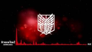 Attack on Titan Season 2 OST - Barricades (Full Ver)