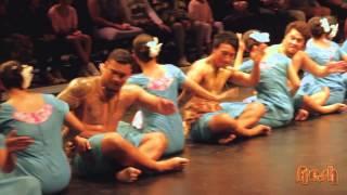 Samoan Dance Showcase - 'Sau E Siva'