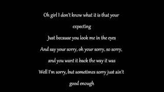 I'm Sorry-Blake Shelton