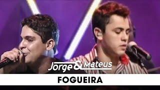 Jorge e Mateus - Fogueira - [DVD Ao Vivo Em Goiânia] - (Clipe Oficial)
