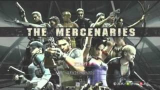 Resident Evil 5 Mercenaries Battle Theme OST Assault Fire Piano Cover