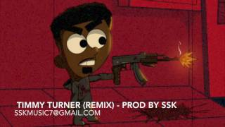 🔥 Timmy Turner (Afro Remix) - Prod. by SSK