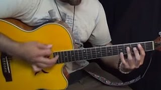 Rooster by Alice in Chains – Totally Guitars Lesson Preview