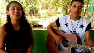 """Luanna e Jonathan """"Amante não te lar"""" Marília mendonça (Cover)"""